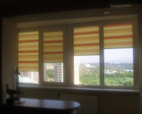 Рулонные шторы фото 5