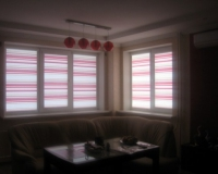 Рулонные шторы фото 7