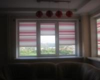 Рулонные шторы фото 8