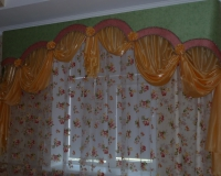 Рулонные шторы фото 1