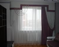 Шторы для гостиной фото 14