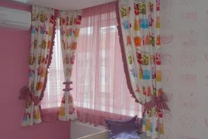 Шторы для детской комнаты фото 5