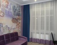 Шторы для детской комнаты фото 4