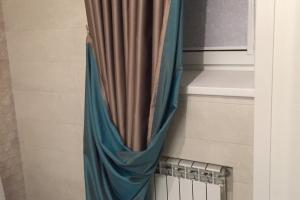Шторы для ванной комнаты фото 1